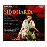 Produktbilde for Norgård: Siddharta; For a Change (CD)
