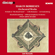 Produktbilde for Borresen: Orchestral Works (CD)