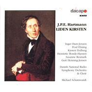 Produktbilde for Hartmann: Liden Kirsten (UK-import) (CD)