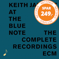 Produktbilde for Keith Jarrett At The Blue Note: The Complete Recordings (6CD)