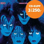 Produktbilde for Creatures Of The Night (CD)
