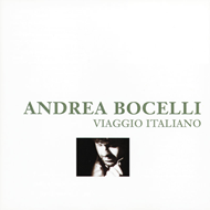 Produktbilde for Andrea Bocelli - Viaggio Italiano (USA-import) (CD)
