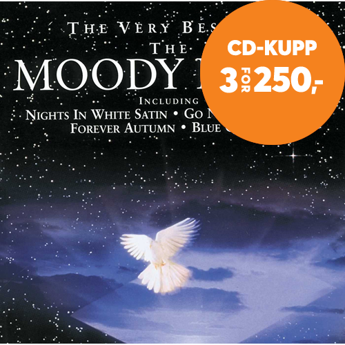 The Very Best Of The Moody Blues (CD)