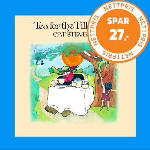 Tea For The Tillerman (CD)