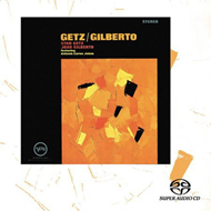 Produktbilde for Getz/Gilberto (UK-import) (SACD)