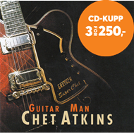 Produktbilde for Guitar Man (CD)