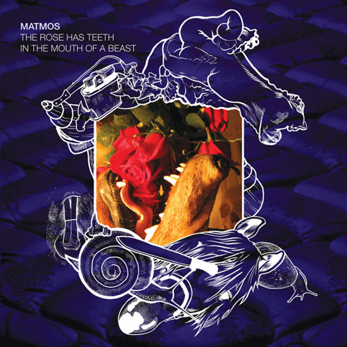 The Rose Has Teeth In The Mouth Of A Beast (UK-import) (CD)