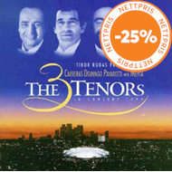 Produktbilde for Three Tenors in Concert 1994 (CD)