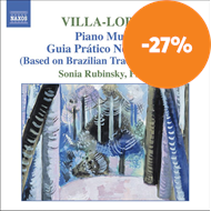 Produktbilde for Villa-Lobos: Piano Music, Vol 5 (CD)