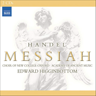 Produktbilde for Händel: Messiah / Messias - 1751 Version (2CD)