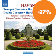 Produktbilde for Haydn: Concertos (CD)