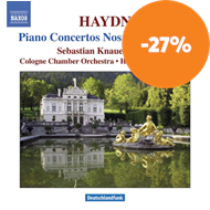 Produktbilde for Haydn: Piano Concertos Nos 3, 4, 9 & 11 (CD)