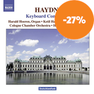 Produktbilde for Haydn: Keyboard Concertos (CD)