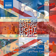 Produktbilde for Best of British Light Music (2CD)