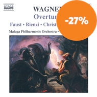 Produktbilde for Wagner: Overtures (CD)