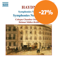 Produktbilde for Haydn: Symphonies Nos 37 - 40 (CD)