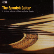 Produktbilde for The Spanish Guitar (CD)