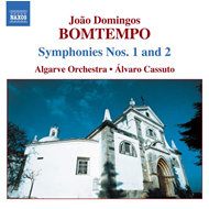 Produktbilde for Bomtempo: Symphonies Nos 1 & 2 (CD)