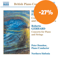 Produktbilde for Ferguson; Gerhard: Piano Concertos (CD)