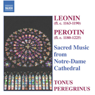 Produktbilde for Leonin; Perotin: Sacred Works from Notre-Dame Cathedral (CD)