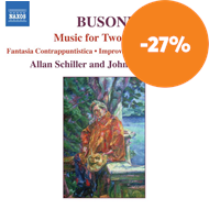 Produktbilde for Busoni: Music for Two Pianos (CD)