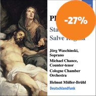 Produktbilde for Pergolesi: Stabat Mater (CD)