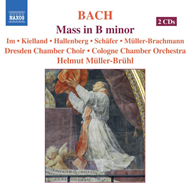 Produktbilde for Bach: Mass in B minor, BWV232 (CD)