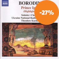 Produktbilde for Borodin: Prince Igor - Highlights (CD)