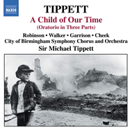 Produktbilde for Tippett: A Child of Our Time (CD)