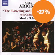Produktbilde for Ariosti: The Flowering and Fading of Love (CD)