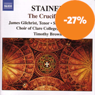 Produktbilde for Stainer: The Crucifixion (CD)