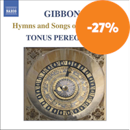 Produktbilde for Gibbons: Hymns and Songs of the Church (CD)
