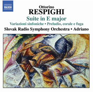 Produktbilde for Respighi: Early Orchestral Works (CD)