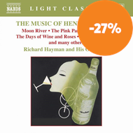 Produktbilde for The Music of Henry Mancini (CD)