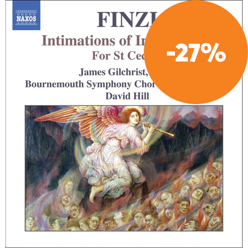 Finzi: Intimations of Immortality; For St Cecilia (CD)