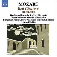Produktbilde for Mozart: Don Giovanni - Excerpts (CD)