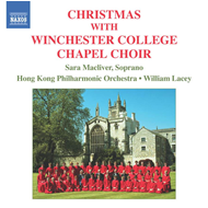 Produktbilde for Christmas with Winchester College Chapel Choir (CD)