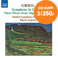 Produktbilde for Grieg: Orchestral Music, Vol 3 (CD)