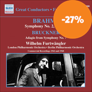 Produktbilde for Brahms: Symphony No 2 (CD)
