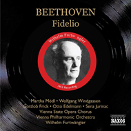 Produktbilde for Beethoven: Fidelio (CD)