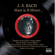 Produktbilde for Bach: Mass in B Minor, BWV 232 (CD)