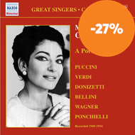 Produktbilde for Maria Callas - A Portrait (CD)