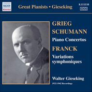 Produktbilde for Schumann; Grieg: Piano Concertos (CD)