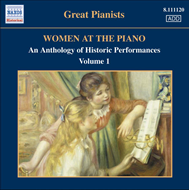 Produktbilde for Women at the Piano (CD)
