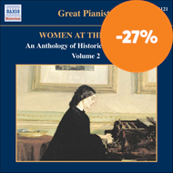 Produktbilde for Women At The Piano, Vol 2 (CD)