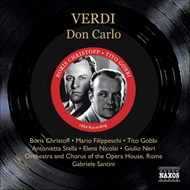 Produktbilde for Verdi: Don Carlo (CD)
