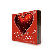 Produktbilde for God Jul - Og Godt Nyttår! (3CD)