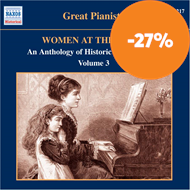 Produktbilde for Women At The Piano, Vol 3 (CD)
