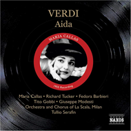 Produktbilde for Verdi: Aida (CD)