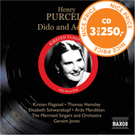 Produktbilde for Purcell: Dido and Aeneas (CD)